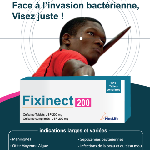 FIXINECT Cp 200mg